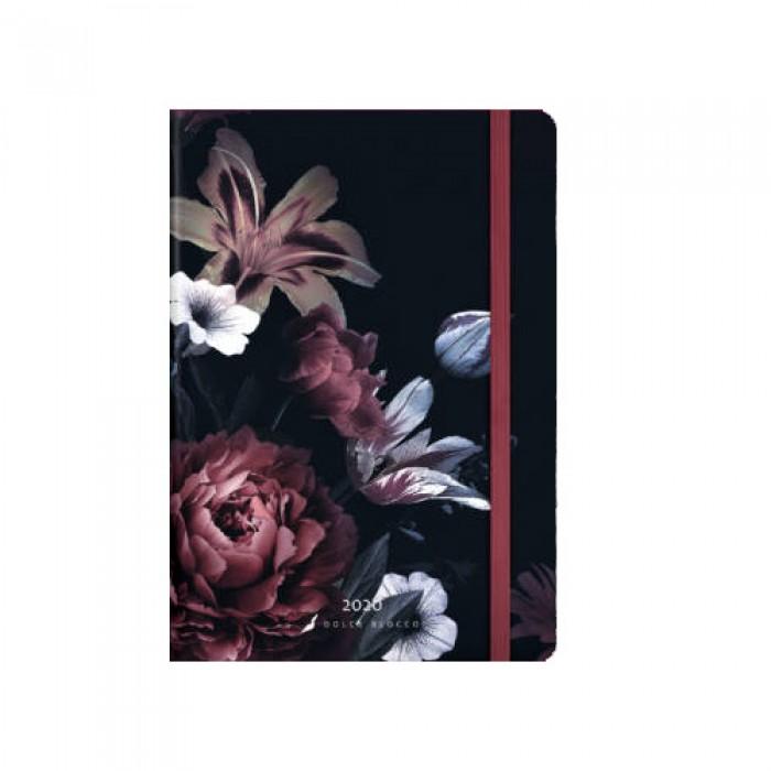Dolce Blocco 2020, Secret Calendar B6, Midnight Blooming