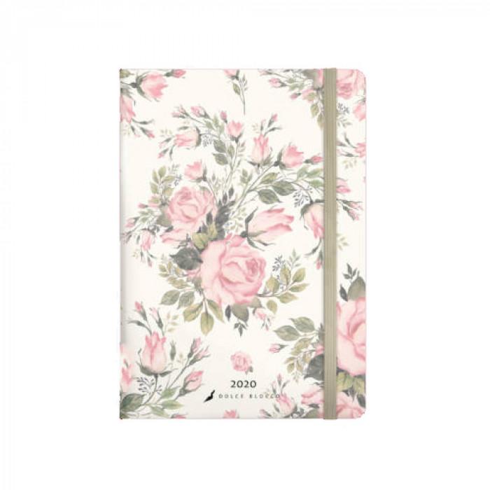 Dolce Blocco 2020, Secret Calendar B6, Shakespeare Roses