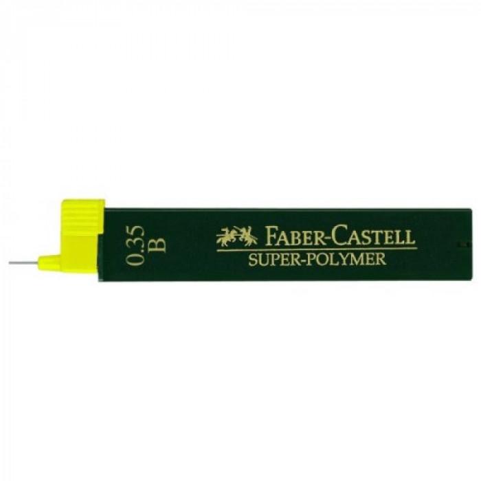Faber-Castell - Ironbetét SP B, 0,35 mm, 12 db-os (10 db)