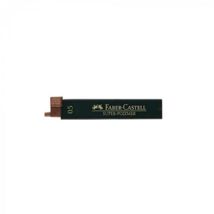 Faber-Castell - Ironbetét 2B, 0,5 mm, 12 db-os (12 db)