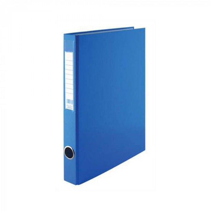 Gyűrűskönyv, 2 Gyűrű, A/4, 35 mm, kék