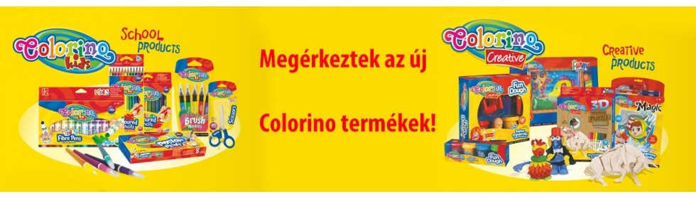 Colorino termékek