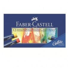 Faber-Castell - Goldfaber Olajpasztell készlet, 12 db-os