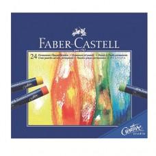 Faber-Castell - Goldfaber Olajpasztell készlet, 24 db-os