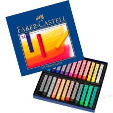 Faber-Castell - Goldfaber Porpasztell készlet, 24 db-os